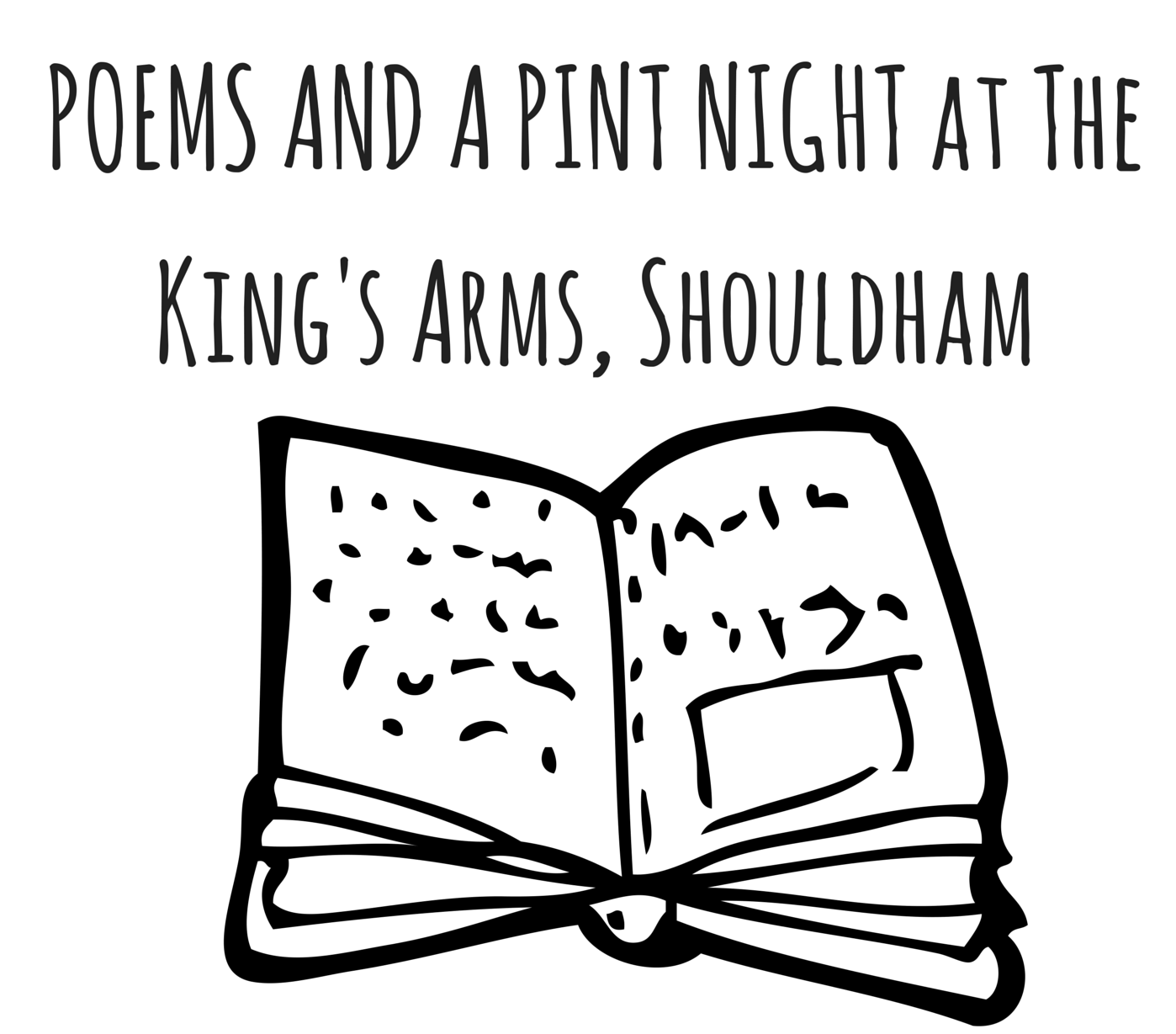 poem and a pint Night